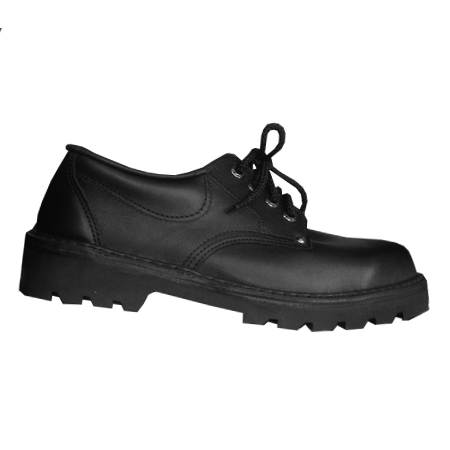 Black Delta Shoes Junior