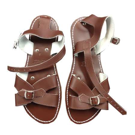Otumoetai Intermediate Roman Sandals Brown